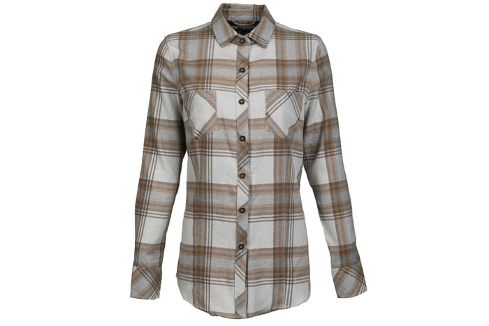 Women's Peregrine - Nebraska Tan Flannel