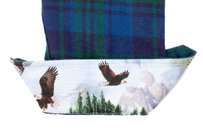 Women's Peregrine - Presidio Green Flannel
