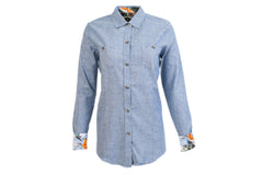 Women's Peregrine - Riffle Blue Chambray