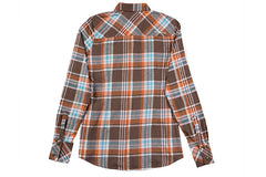 Women's Peregrine - Skyline Orange Flannel