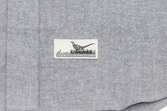 Men's Slate Grey Chambray