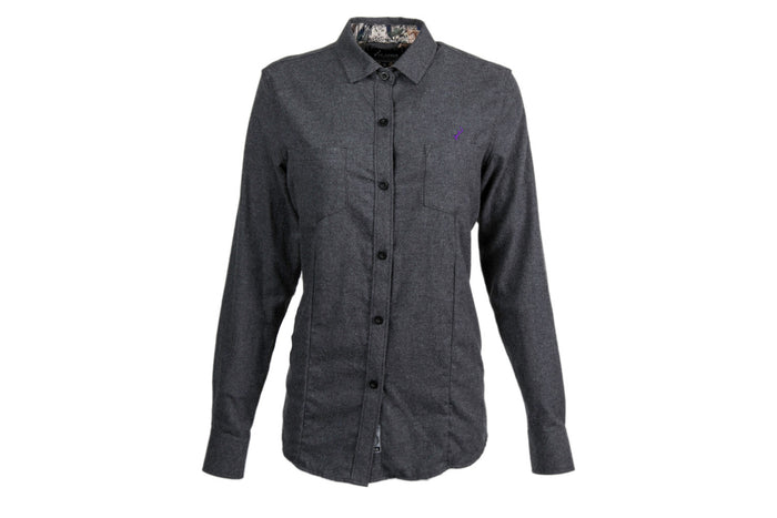 Women's Peregrine - Geary Heather Grey Flannel