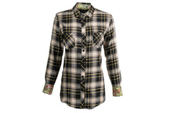 Women's Peregrine - Jackson Wheat Flannel