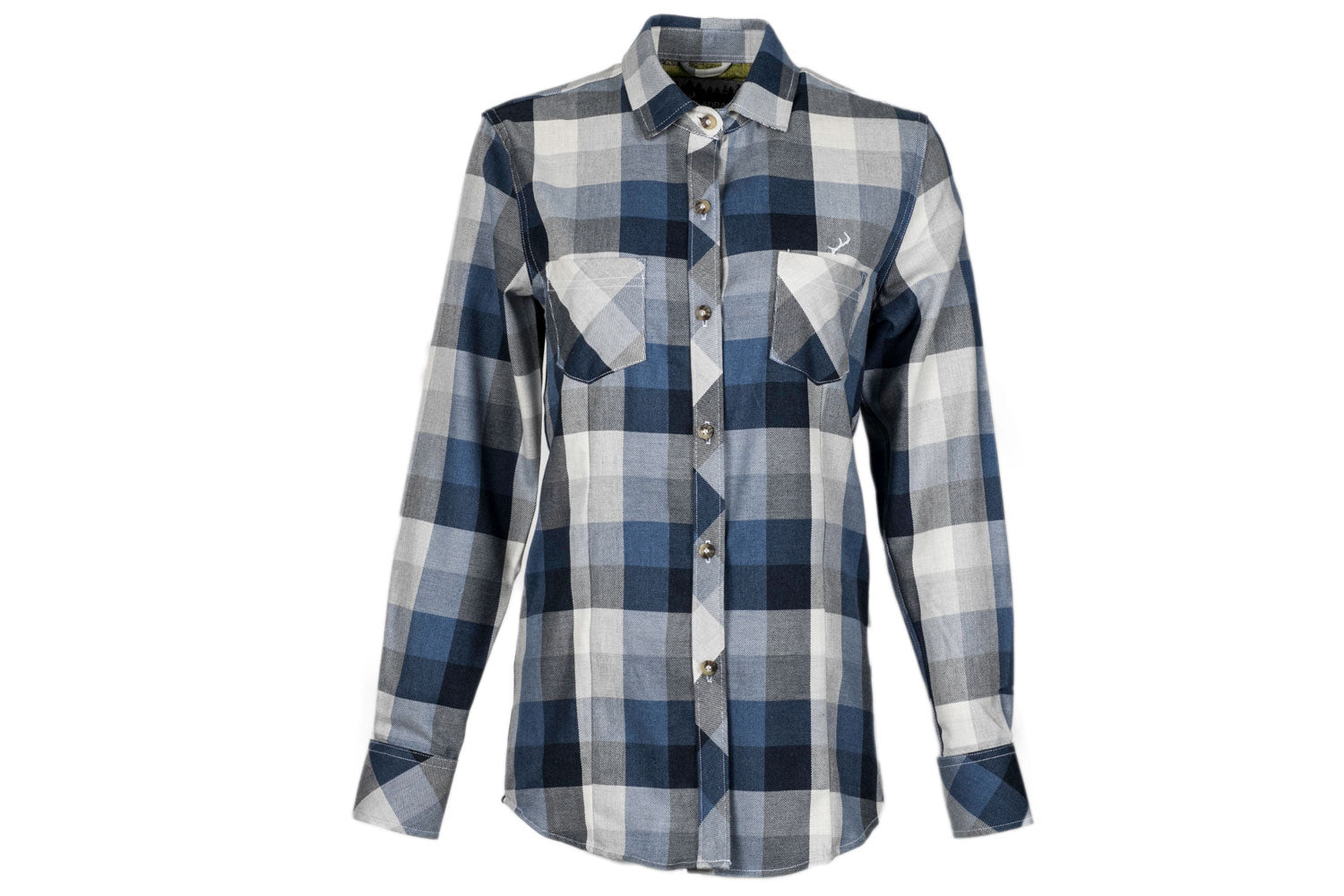 Women's Peregrine - Whitewater Blue Flannel