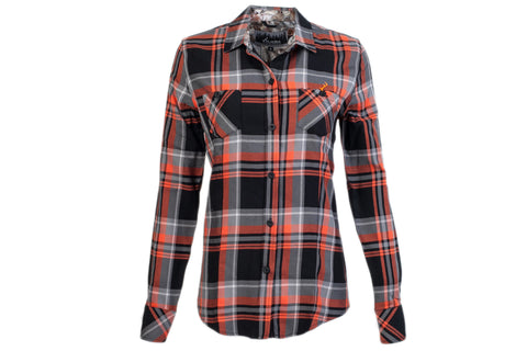 Women's Peregrine - Dynasty Black Flannel