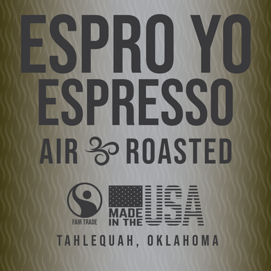Espro Yo - Espresso, 4 oz Sample (Whole Bean Only)