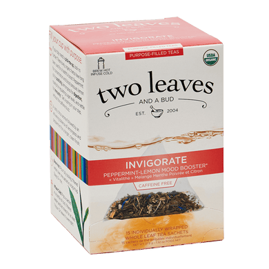 Organic Invigorate Tea