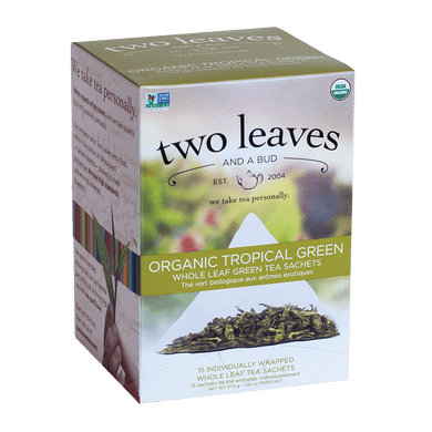 Organic Tropical Green Tea