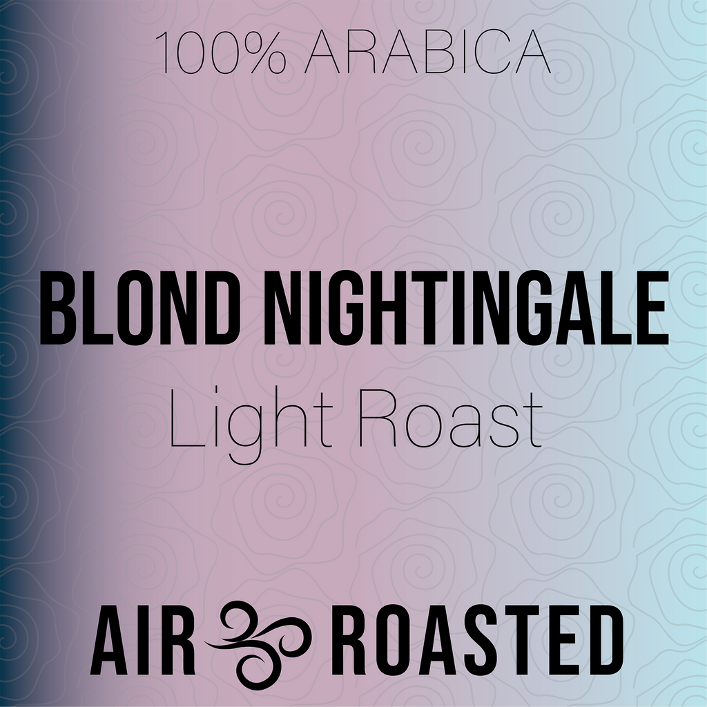 Blond Nightingale - Light Roast - 4 oz Sample
