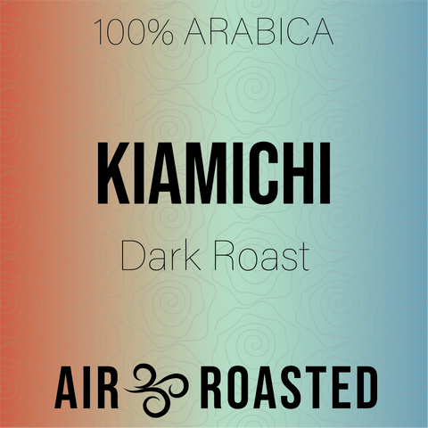 Kiamichi - Dark Roast - 4oz Sample