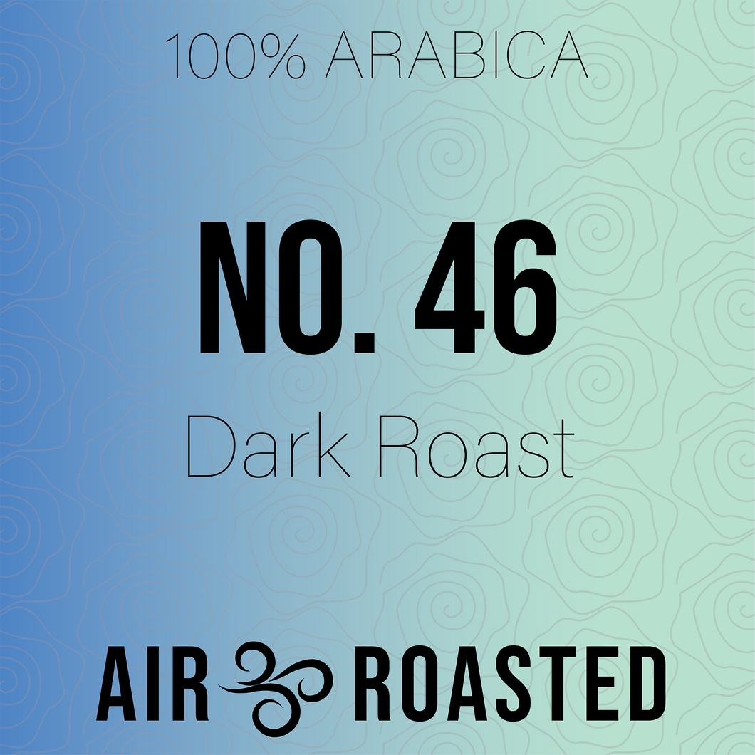 No 46 - Dark Roast - 4 oz Sample
