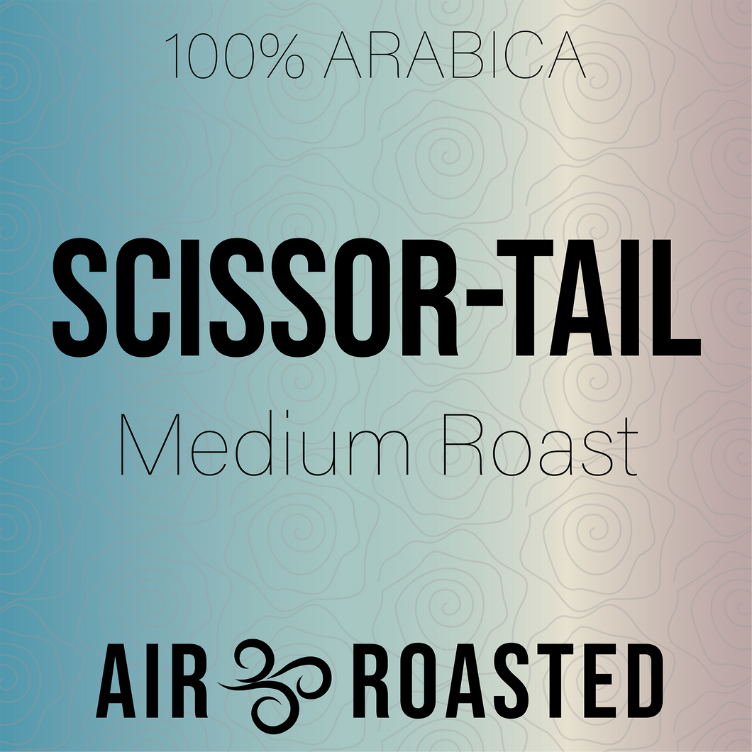 Scissor-Tail - Medium Roast - 4 oz Sample