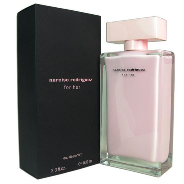 Narciso Rodriguez For Her By Narciso Rodriguez Perfume EDP 3.3 Oz - FragranceOriginal.com