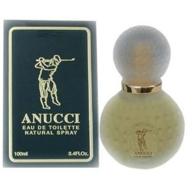 Anucci By Anucci For Men EDT 3.4 Oz - FragranceOriginal.com