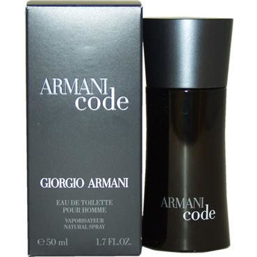 Armani Code by Giorgio Armani For Men EDT 1.7 Oz - FragranceOriginal.com