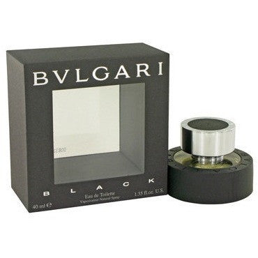 Bvlgari Black By Bvlgari For Men EDT 1.35 Oz - FragranceOriginal.com