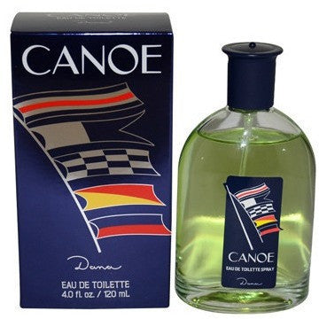 Canoe By Dana For Men EDT 4.0 Oz - FragranceOriginal.com