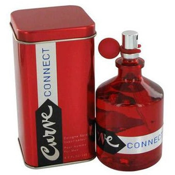 Curve Connect By Liz Claiborne For Men EDT 4.2 Oz - FragranceOriginal.com