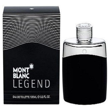 Mont Blanc Legend By Montblanc For Men EDT 3.3 Oz - FragranceOriginal.com