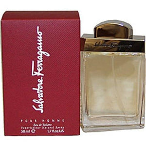 Salvatore Ferragamo Men 1.7 Oz Gift Pack. - FragranceOriginal.com