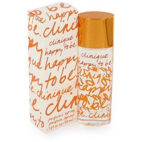 Clinique happy to be By Clinique For Women EDP 1.7 Oz - FragranceOriginal.com