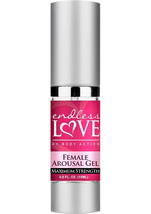 endless love female arousal gel maximum strength 5 oz