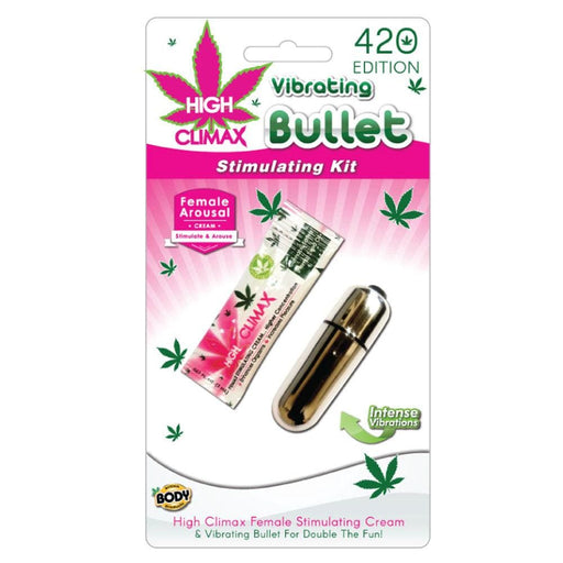high climax vibrating bullet stimulating kit