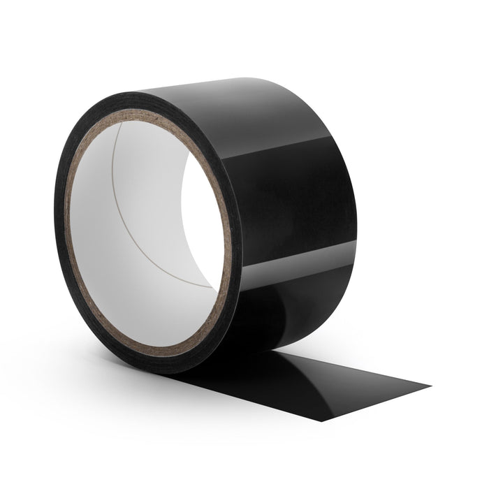 temptasia bondage tape 60 feet black