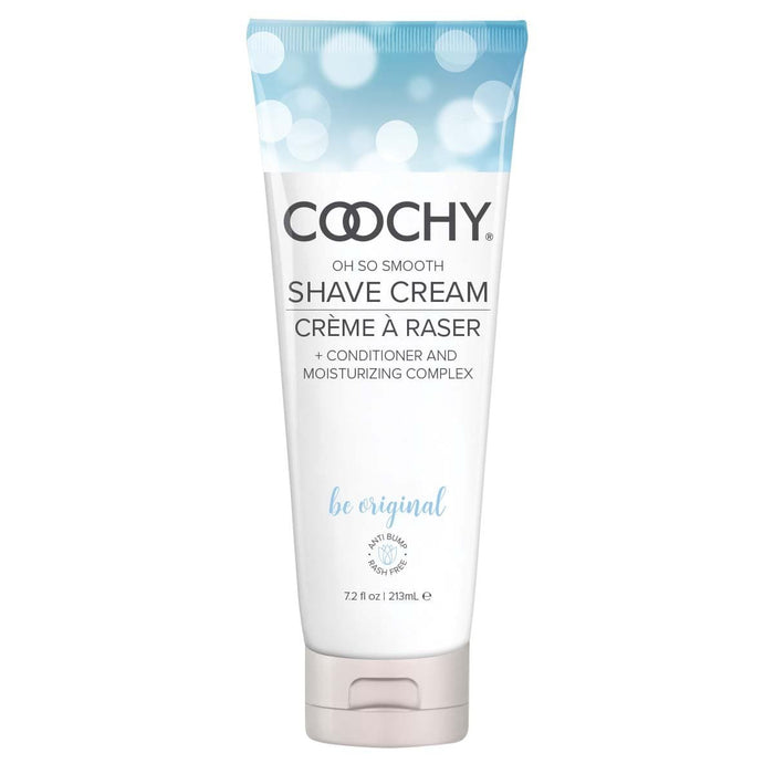 coochy shave cream be original 7 2 oz