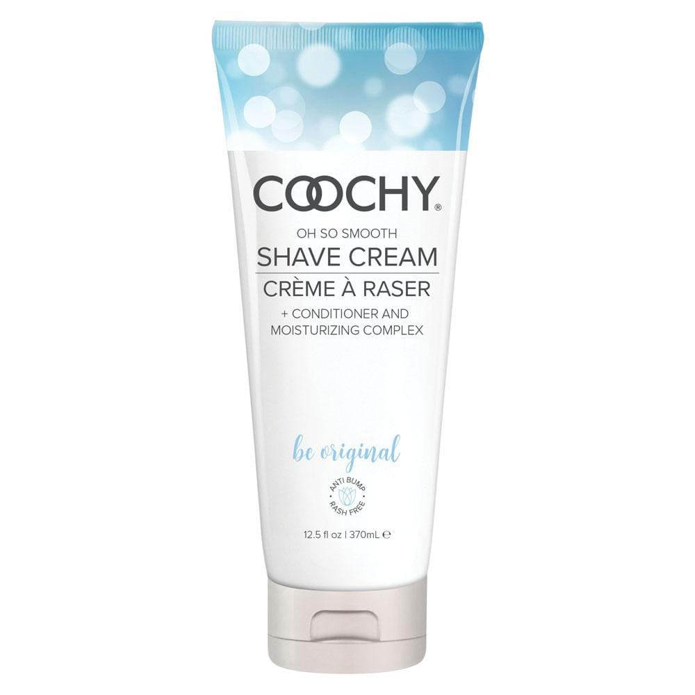 coochy oh so smooth shave cream 12 5 fl oz