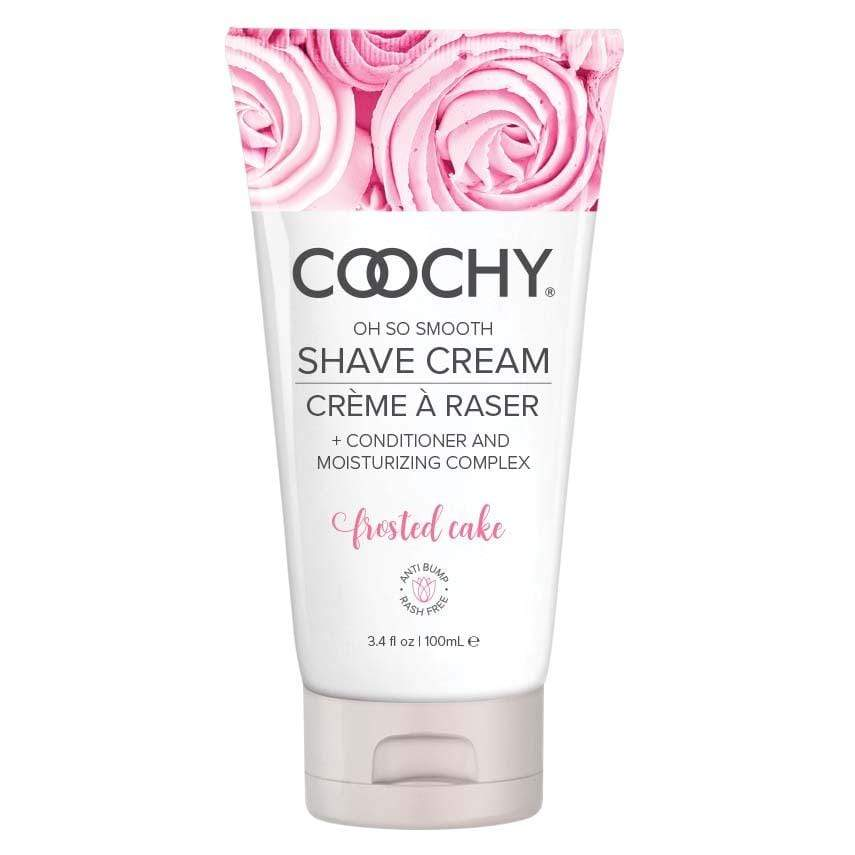 coochy shave cream frosted cake 3 4 oz
