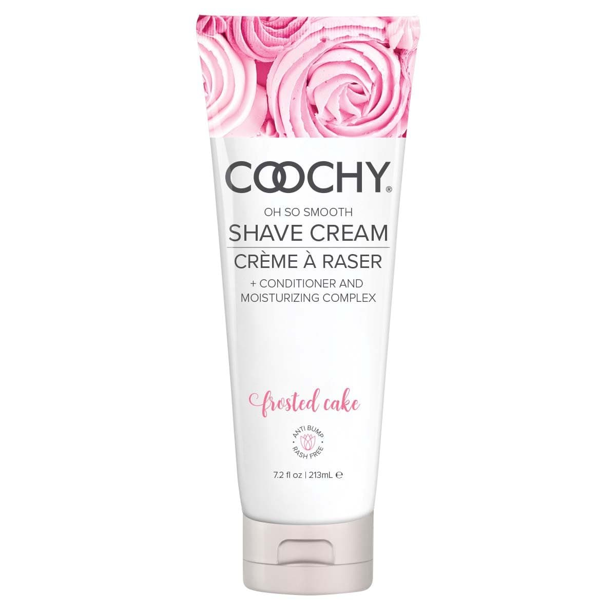 coochy shave cream frosted cake 7 2 oz