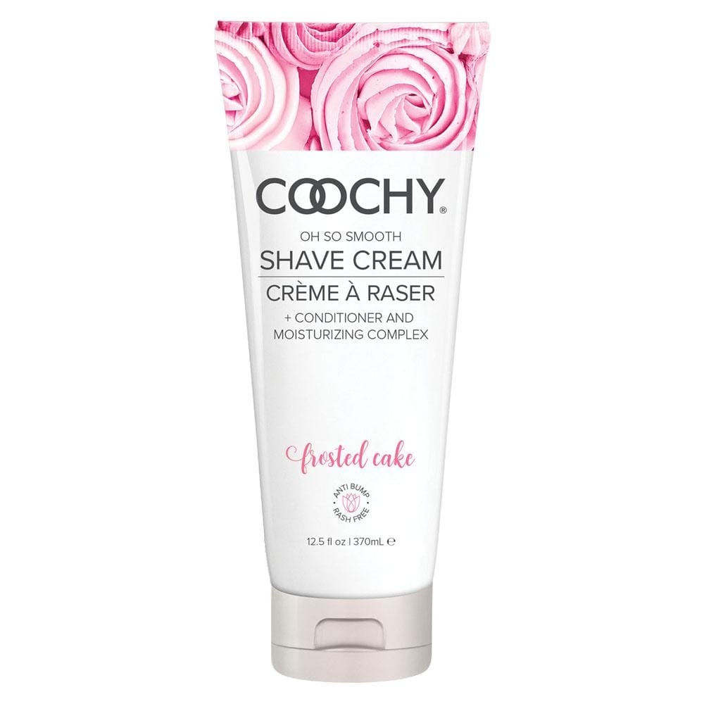 coochy shave cream frosted cake 12 5 fl oz
