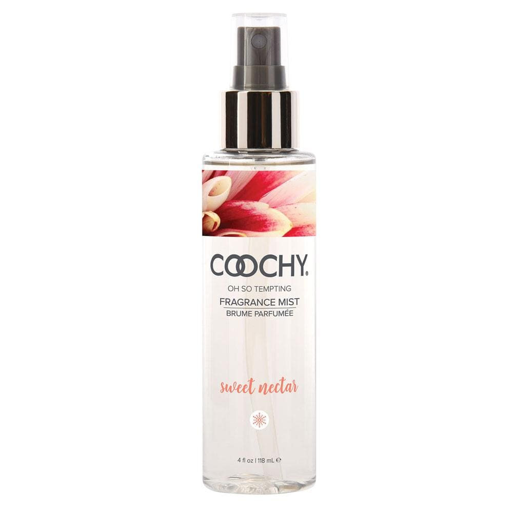 coochy body mist sweet nectar 4 fl oz 118ml