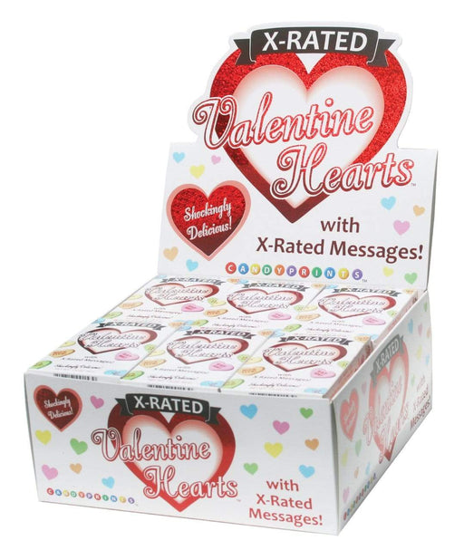 x rated valentines day 24ct display