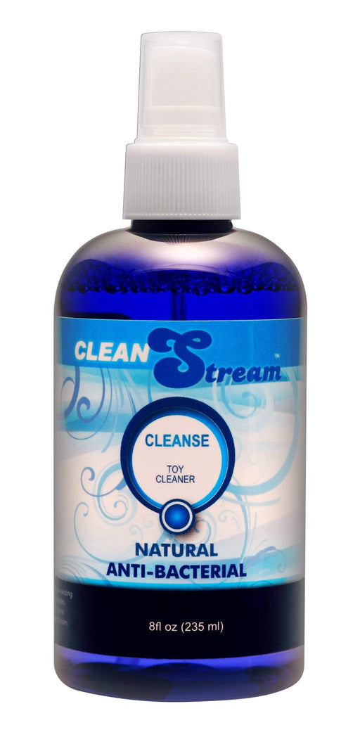 cleanse toy cleaner 8oz 235 ml