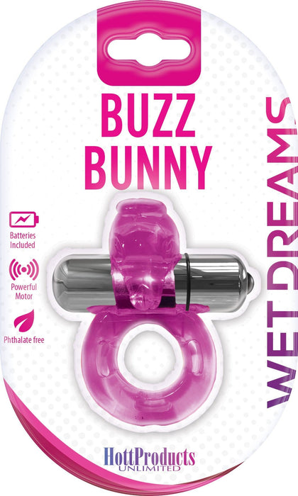 purrfect pet buzz bunny magenta