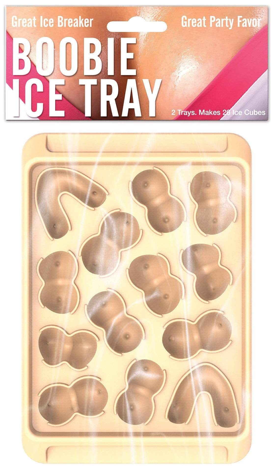 boobie ice tray 2 pack