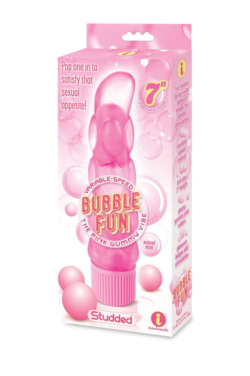 the 9s bubble fun studded gummy vibe