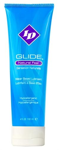 id glide water based lubricant 4 oz travel tube