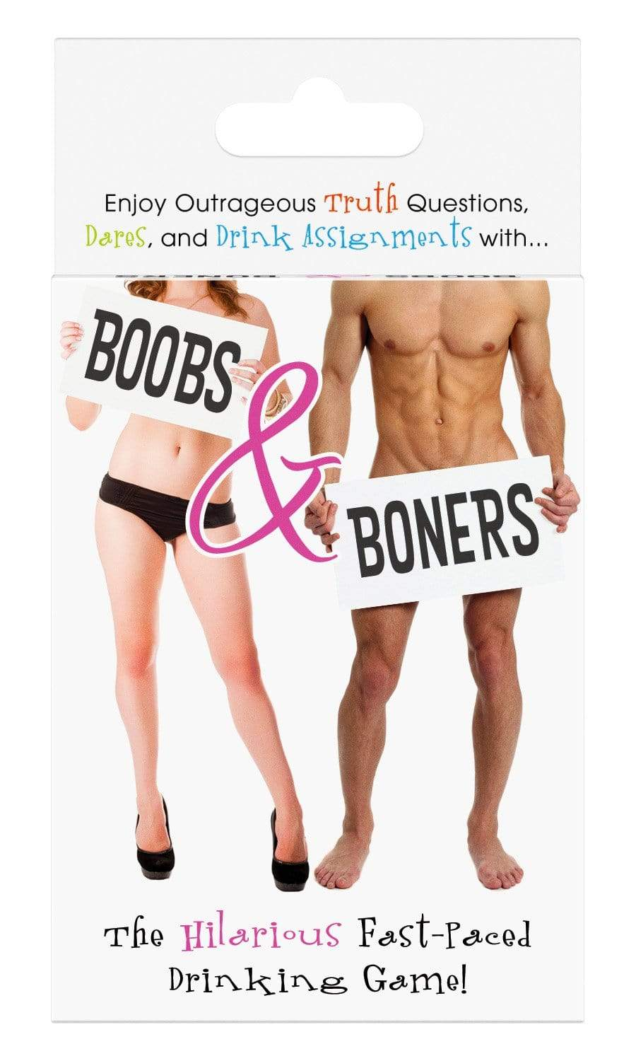 boobs boners card game