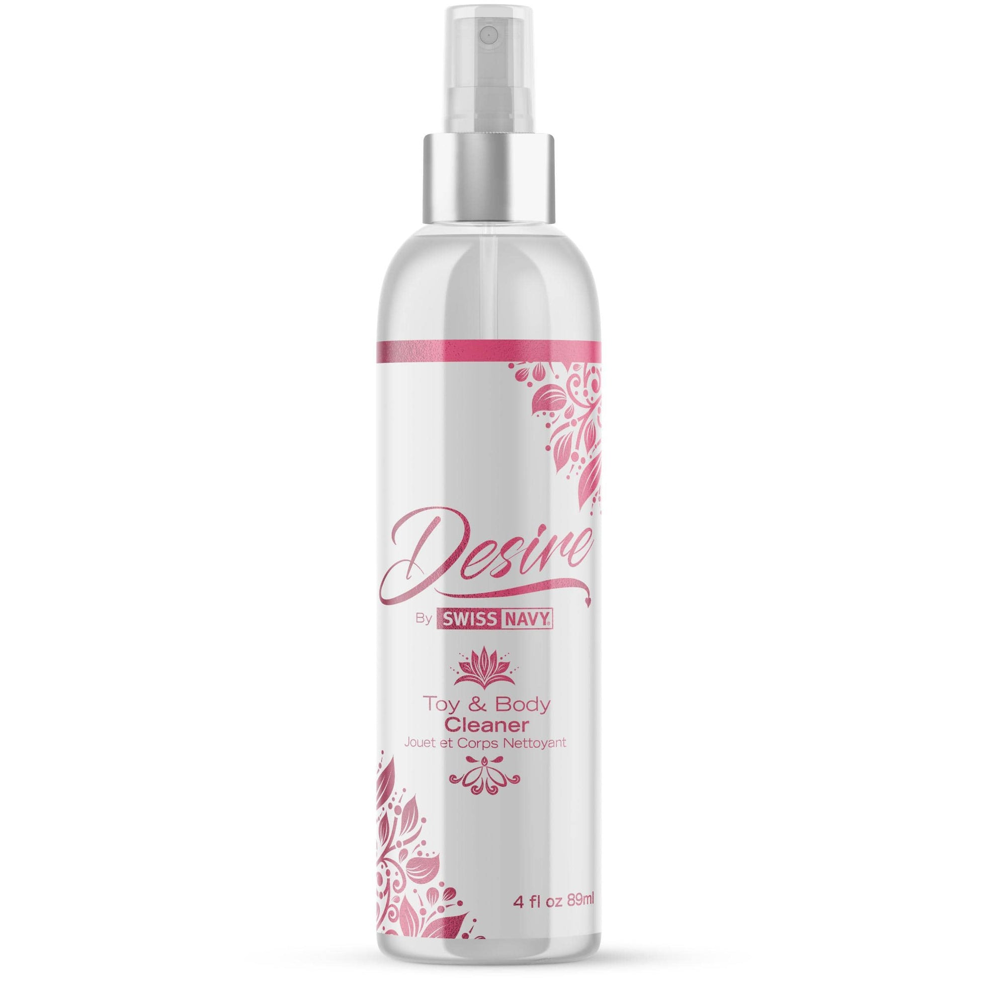 desire toy and body cleaner 4 fl oz