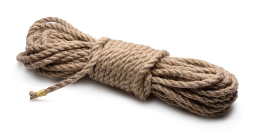 sub tied hemp bondage rope 10m adult sex toys