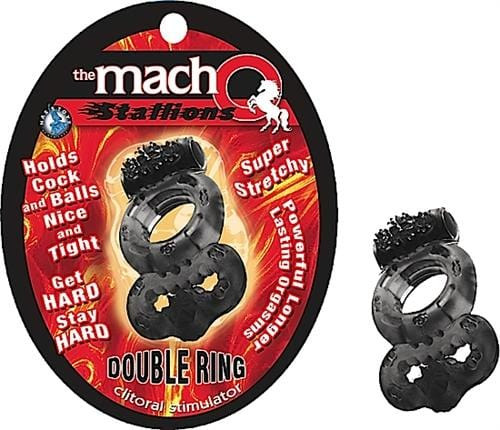 the macho stallions double ring