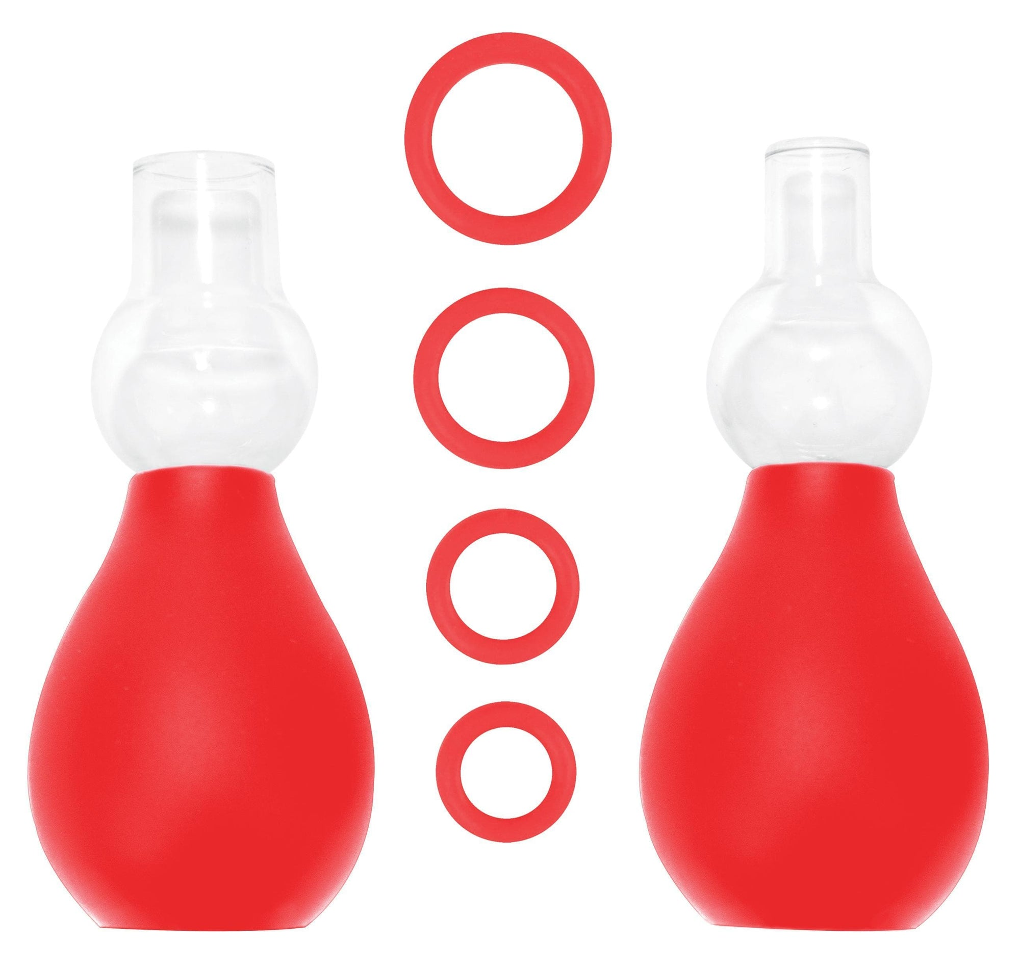 nipple erector set red