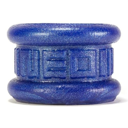 neo 1 25 inch short ball stretcher squishy silicon blue balls cheap sex toys