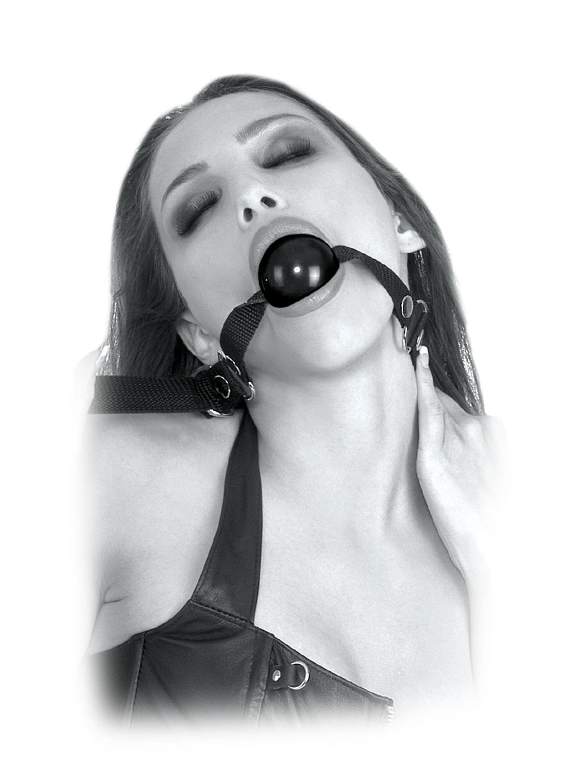 fetish fantasy series limited edition breatheable gag