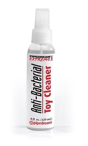pipedream extreme anti bacterial toy cleaner 4 fl oz