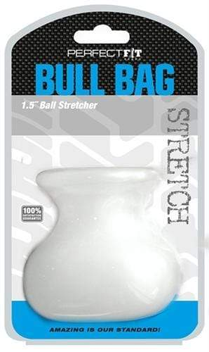 bull bag xl clear ball stretcher