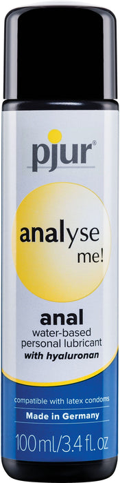 pjur analyse me water based anal glide 250ml